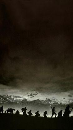 Hobbit Art, O Hobbit, Jrr Tolkien, Narnia, Phone Backgrounds, Wallpaper Backgrounds, Tattoo Guerreiro, Lord Of The Rings Tattoo, The Lord Of The Rings