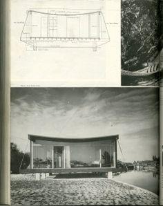 Cocoon House Architectural Forum June 1951 Part 1