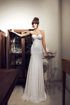 Wedding Dresses: Julie Vino 2013 Collection - Aisle Perfect