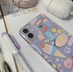 Korean Phone Cases, Kpop Phone Cases, Kawaii Phone Case, Diy Phone Case, Iphone Phone Cases, Iphone Case Covers, Iphone 11, Baby Iphone, Cute Cases