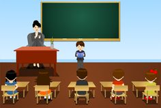Customized illustration for eLearning with Adobe Captivate, Techsmith Camtasia and Articulate Storyline.