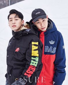 """Jay Park 박저범 Updates on Instagram: """"Gray & Loco for SURE Magazine"""""""