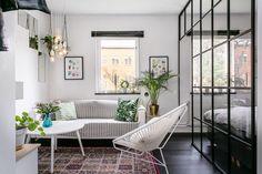 minimalist living room house studio