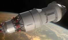Nasa to send Orion capsule around dark side of the moon on biggest rocket in history | Daily Mail Online