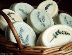 A levendula szappan titka