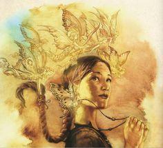 Trazos en el bloc: HADAS Y DRAGONES: EL ARTE ES MAGIA de Ciruelo