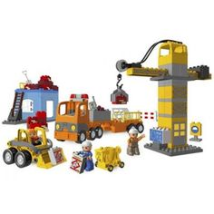 LEGO 4988 Construction Site