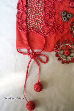 crochet by Elena Statkevich