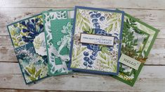 Forever Fern stamp set from Stampin' Up! Fun Crafts, Paper Crafts, Ferns, Embellishments, Stampin Up, Ink, Space, Creative, Projects
