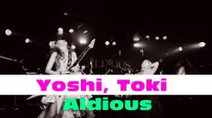 """Yoshi Toki: Aldious - Go away - Full Version   Al Diaz the three eyes of the MV from the May 10 release of the new album """"Unlimited diffusion"""" """"Go away"""" is published! ! New first of MV """"Utopia"""" from the album http://ift.tt/2r39TT7 2 knots of MV """"Without You"""" from the new album http://ift.tt/2pHSWdc Aldious new album """"Unlimited Diffusion"""" 2017 May 10 (Wed.) Release limited Edition [CD  DVD] part number: ALDI-013Price:  3480 (tax out) CD all 12 songs DVD all 7 songs http://ift.tt/1pQGLFT…"""