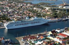 Curacao...cruised here and stayed for the day....one of the most beautiful places to visit!!! so colorful!