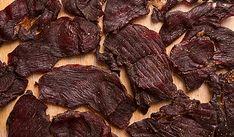 Wild game chef Hank Shaw shows you how to make venison jerky like a pro. Easy Venison Recipes, Venison Jerky Recipe, Teriyaki Beef Jerky, Jerky Recipes, Deer Heart Recipe, Venison Stroganoff, Venison Backstrap, Homemade Jerky