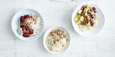 Porridge 3 Ways