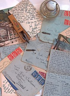 write beautiful letters to many people, and put them in their mailboxes, to let them know that they are loved