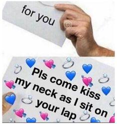 Sent it Freaky Mood Memes, Freaky Quotes, Relationship Memes, Cute Relationships, Flirty Memes, Isak & Even, Response Memes, Current Mood Meme, Cute Love Memes