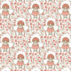 Can't wait to make a blouse of this...I wish it was going to be on voile or lawn though