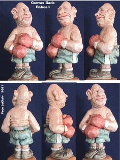Pete LeClair Project Boxer 2