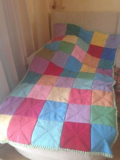 Quilts, Blanket, Bed, Home, Crocheting, Stream Bed, Quilt Sets, Ad Home, Blankets
