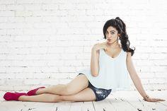 Adah Sharma Latest and Hottest Photoshoot. Check out the latest Hot Photoshoot of Adah Sharma in a white Top and Denim Shorts. HOT adah Sharma, Adah Sharma, Heroine, Actress, Hot photos, Hot and sexy Adah Sharma