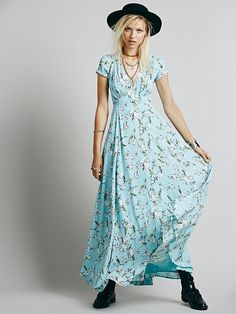 Free People Opal Sunday Maxi, $168.00