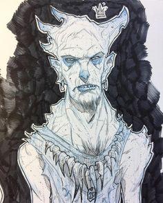 regram @axel13 '20'...a quick sketch for #inktober #inktober2016 #inking #monster #beast #creature #artwork #artnerd #artlife #comicbook #characterdesign #drawing #drawingoftheday #linework #lineart #halloween #sketch #sketching #instaartist #instaart