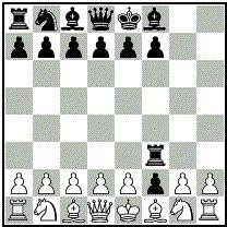P1184977  Yaakov Mintz  YM4 feenschach 182 07-09/2010  (15+14) C+  BP in 8,0   1.Sc3 g5 2.Se4 g4 3.Sg5 Sf6  4.Sxh7 Se4 5.Sg5 Th3 6.Sxe4 Tf3 7.Sc3 g3 8.Sb1 gxf2#