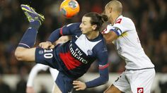 Beautiful goals can't get better with Zlatan Ibrahimovic