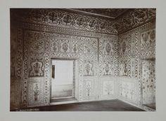 Anonymous | Summon Burj binnen het Rode Fort van Delhi, Anonymous, c. 1895 - c. 1915 |