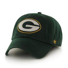 Green Bay Packers Franchise Dark Green 47 Brand Hat