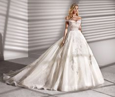 Nicole is one of the many bridal designers we showcase in our boutique. Please visit our bridal boutique Mirror Mirror in London to view full collection. New Wedding Dresses, Bridal Dresses, Nicole Fashion, Champagne Dress, Disney Princess Dresses, Fashion Group, Couture, Bridal Boutique, Glamour