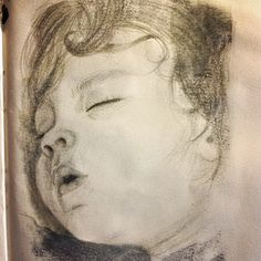 Laura Paoletti: studio in notturna n 3