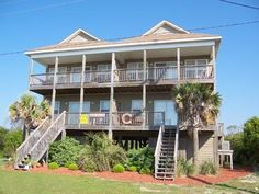 Cottage vacation rental in Surf City (Topsail Island) from VRBO.com!