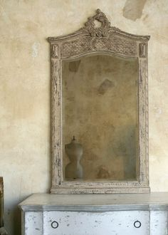 One of a Kind Vintage Mirror