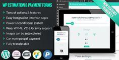 WP Estimation & Payment Forms Builder