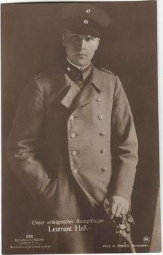 Ernst Hess, 8 january 1893, jasta 28, 19, victories 17.