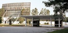 Midway Drive In - 8808 Beach Boulevard, Jacksonville, FL 32216 - 2 screens - 800 car capacity - Demolished