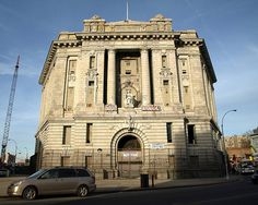 Former Bronx Borough Courthouse, South Bronx, New York City