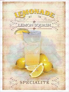 Vintage Pictures, Vintage Images, Cupcake Illustration, Lemon Kitchen Decor, Cupcake Pictures, Postcard Design, Food Drawing, Decoupage Paper, Food Illustrations
