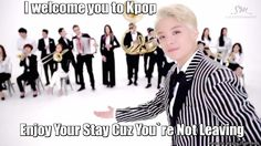 I welcome you to Kpop..... | allkpop Meme Center