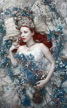 Queen of the faeries