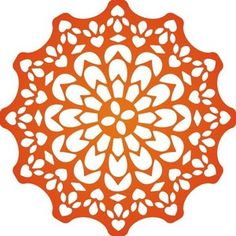Cheery Lynn Designs - Canadian Kaleidoscope Doily