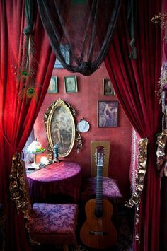 witchy bedrooms - Google Search
