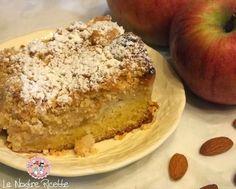 Le nostre Ricette: Crumb cake alle Mele