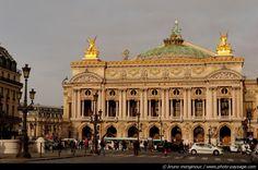 La Place de l'Opéra - Paris