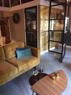 B & B, Corner Desk, Couch, Furniture, Home Decor, Corner Table, Settee, Decoration Home, Sofa