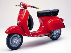 Vespa 50S Vintage