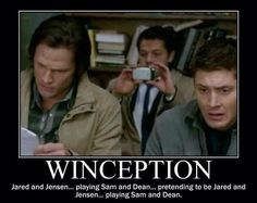 Supernatural 30 day challenge day 24: Funniest Episode: The French Mistake. Loved this one and the way the boys played it. Also loved that it was pivotal to the plot and not just some throw away. Good times.