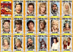Carry On Cleo my fav carry on film.
