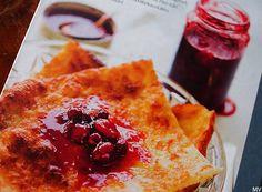 Kaakao kermavaahdolla: mummun pannari #pancake