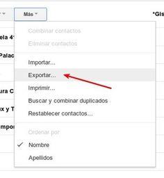 Cómo transferir contactos de #Google al #iPhone usando #iCloud